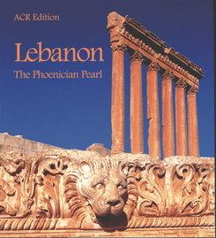 LIVRE LEBANON THE PHOENICIAN PERLE