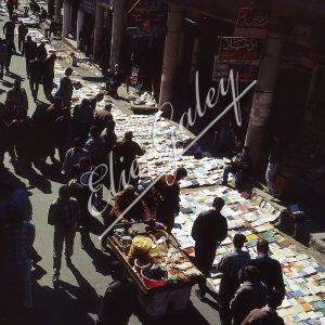 bouquiniste Rue Moutanabi