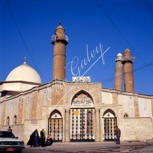 Minaret Mosquée Nouri (al Hadba)