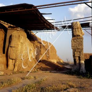 Taureau Ailé Porte de Nergal Ninive-Irak