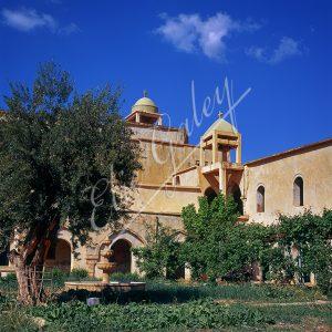 Couvent Notre Dame des Moissons, Al Qosh, Moussoul