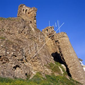Bash Tapia, Forteresse Otomanne du 12° siècle