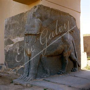 Taurreau Ailé de Nimrud