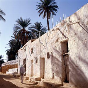GHADAMES; LIBYE