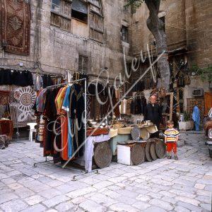 Les Souks d'Alep