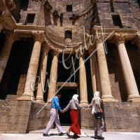 SYRIE-BOSRA