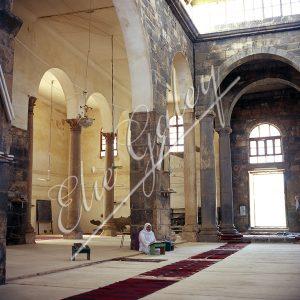 Mosqsuée de Bosra