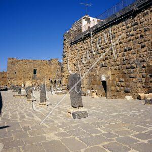 Statues de Bosra