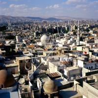 SYRIE-DAMAS