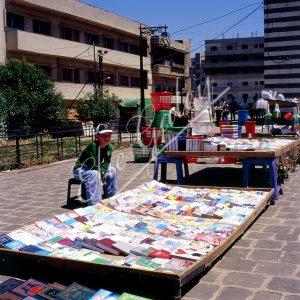 bouquiniste - centre de Homs