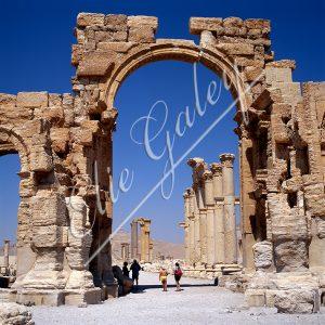 Arc de Triomphe Citadelle de Zenobie