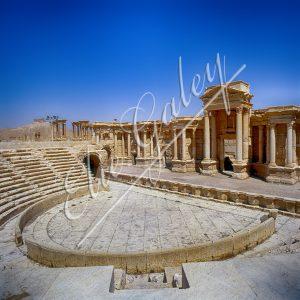 Théâtre de la Citadelle de Zenobie
