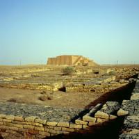 La Ziggourat d'Our (Ur)
