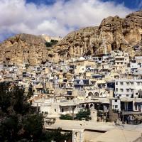 SYRIE-MAALOULA