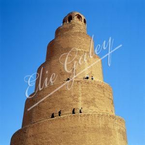Minaret de la Mosquée Al Moutawakil (Malwiya)