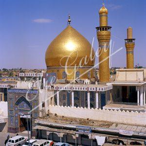 Mosquée Al Askariya (Al Mahdi 12° Imam)