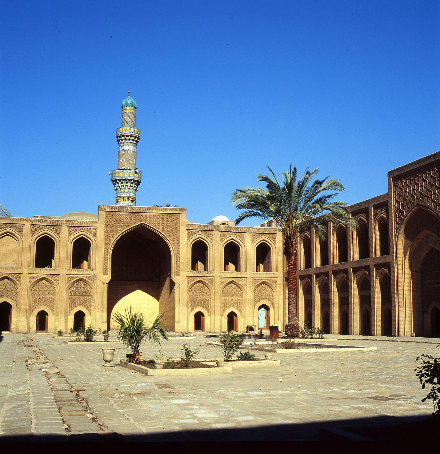 Madrassa (Ecole) Moustansariya (Abassides 1228) à Bagdad