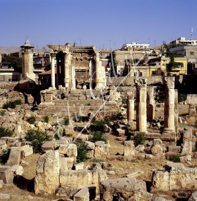LIBAN-BAALBECK Temple de Venus