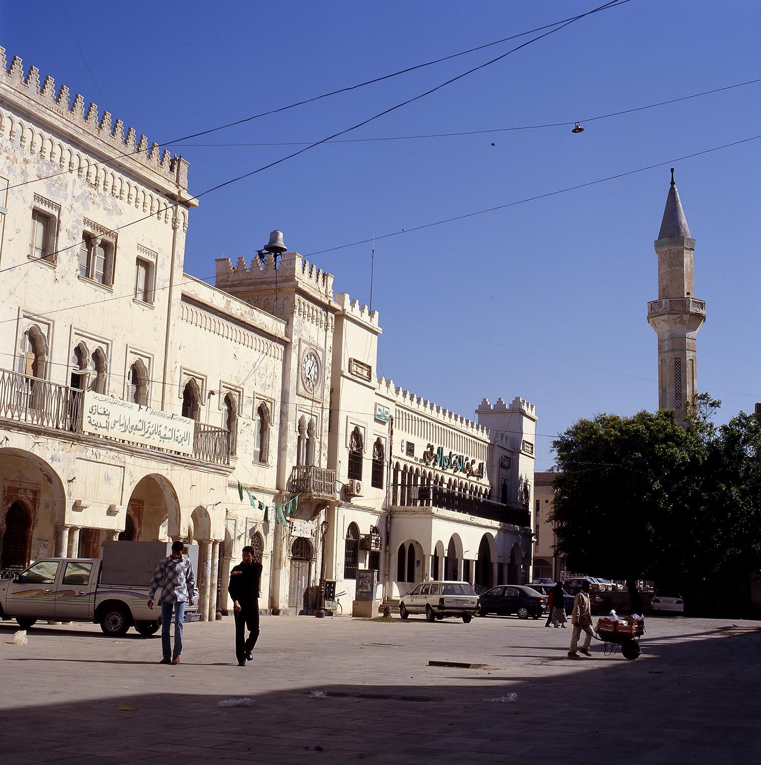 LIBYE-BENGHAZI-