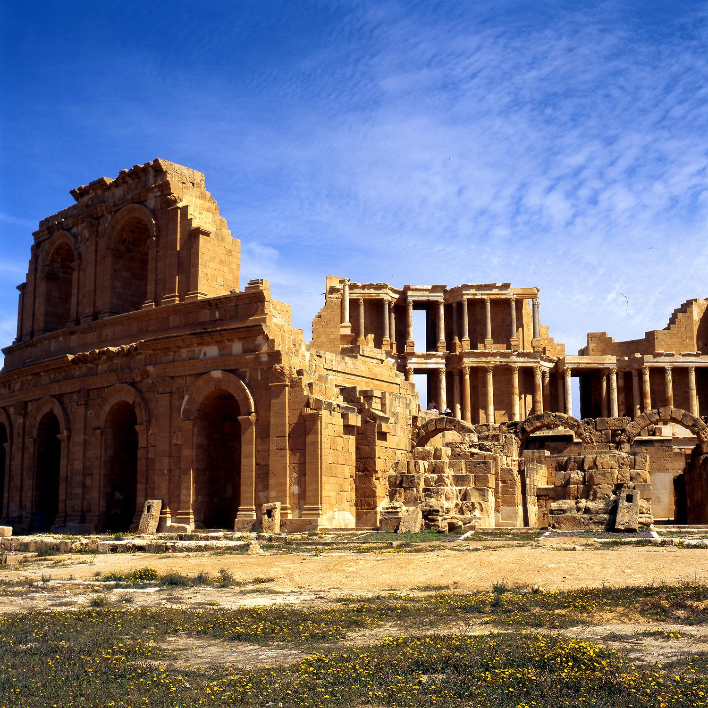 LIBYE-SABRATHA